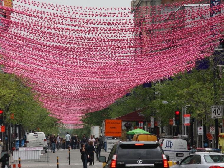魁北克步行街第1张图片