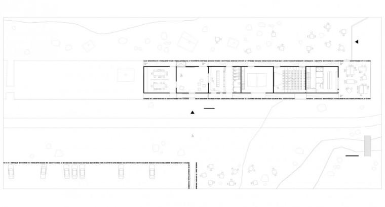 平面图02 plan 02-新矿业博物馆第12张图片