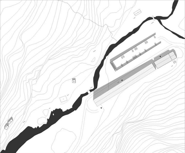位置平面图 site plan-新矿业博物馆第17张图片