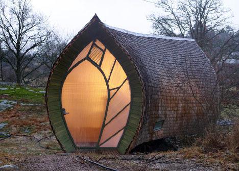 2-瑞典小木屋住宅第3张图片