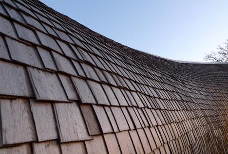瑞典小木屋住宅第7张图片