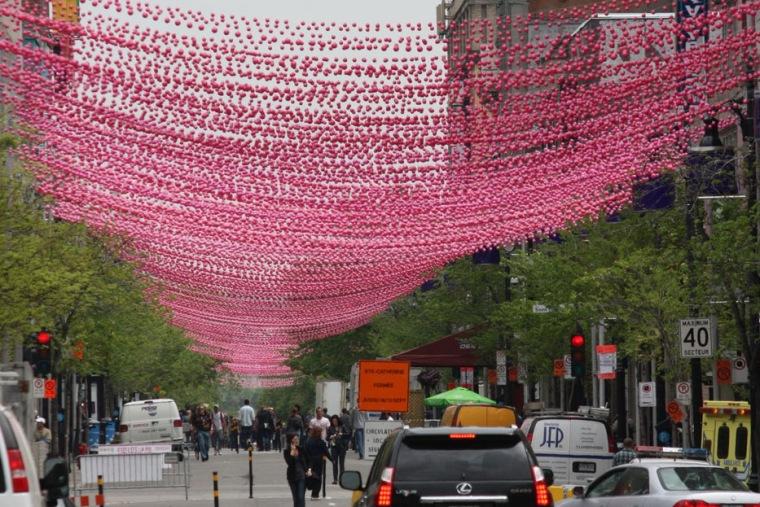 魁北克步行街第5张图片
