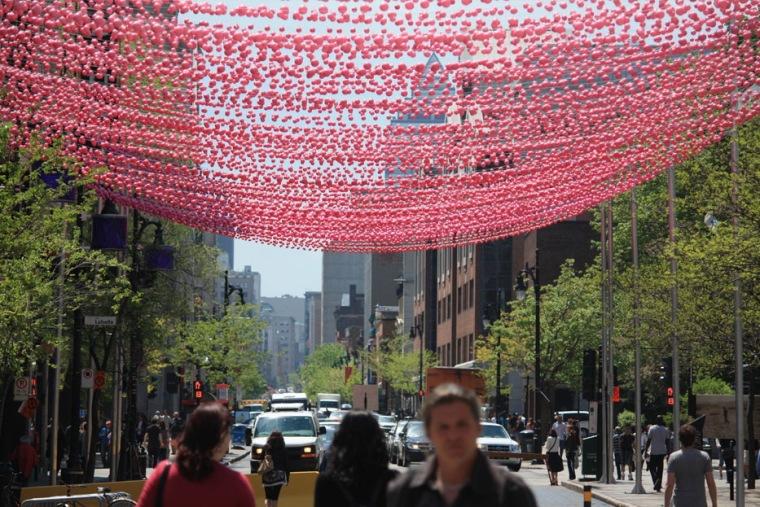 魁北克步行街第7张图片