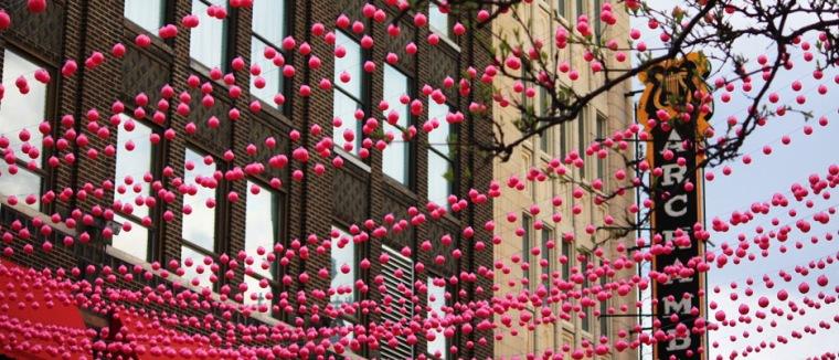 魁北克步行街第8张图片