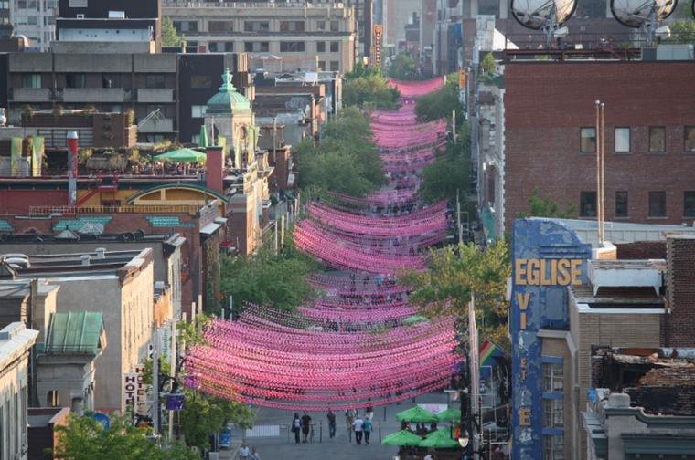 魁北克步行街第11张图片