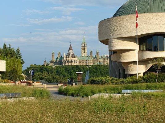 加拿大文化博物馆第1张图片