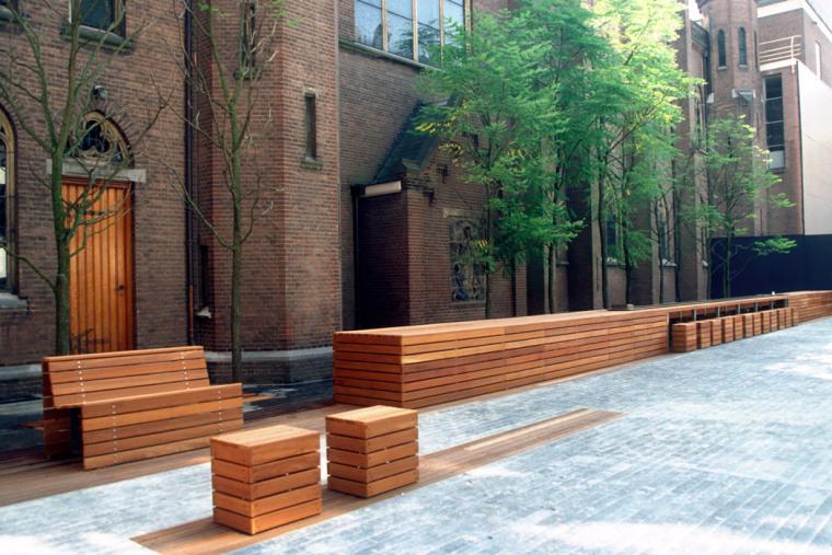 Choorstraat庭院第2张图片