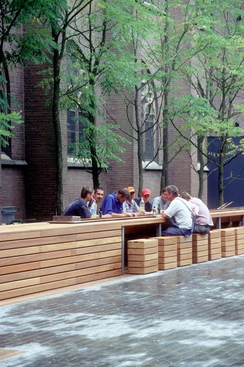 Choorstraat庭院第5张图片