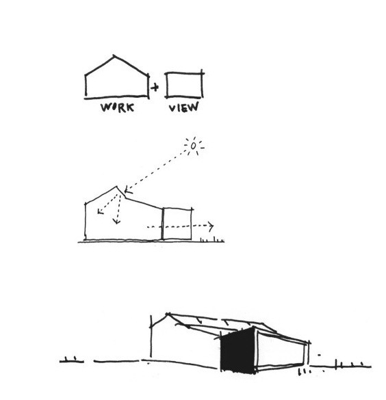 草图 Sketch-依附住宅第10张图片