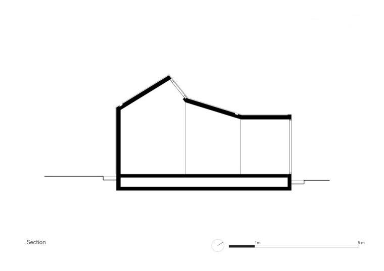 剖面图01 Section01-依附住宅第15张图片
