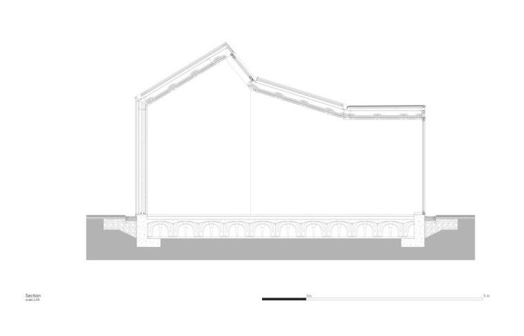 剖面图02 Section02-依附住宅第16张图片