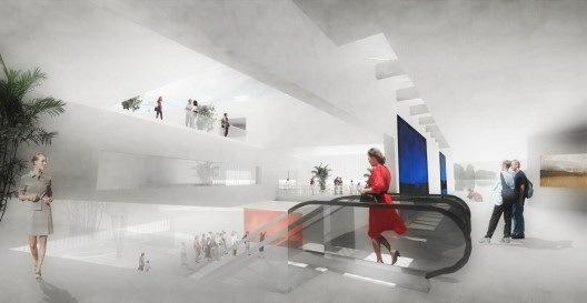 Serlachius博物馆扩建方案第4张图片
