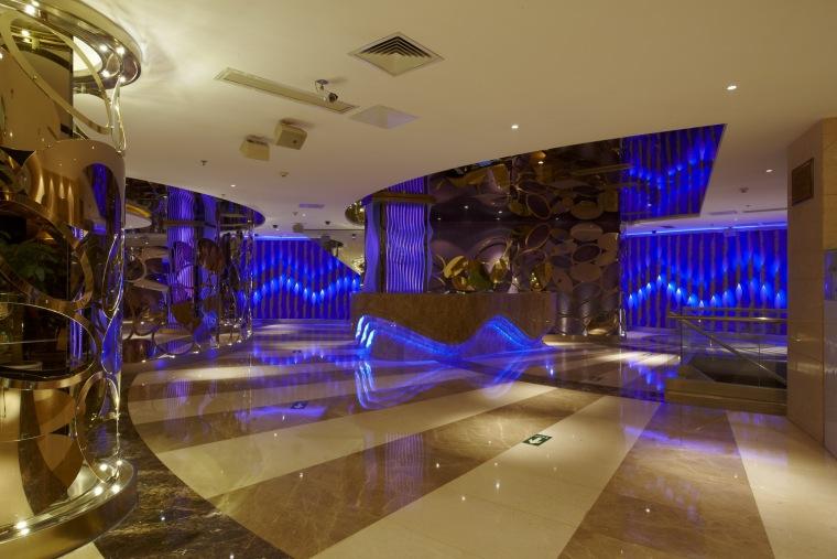 麦乐迪KTV朝外店大厅改造第10张图片