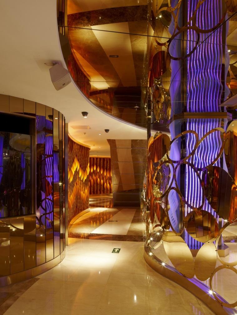 麦乐迪KTV朝外店大厅改造第12张图片