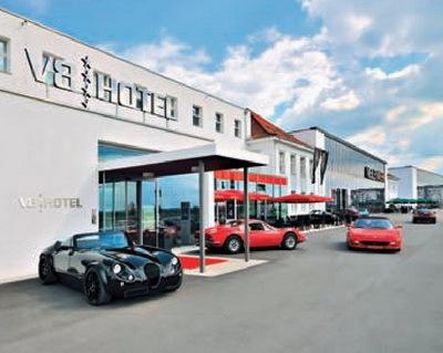 德国V8酒店第2张图片