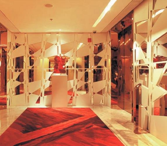 上海浦东丽思卡尔顿酒店第8张图片
