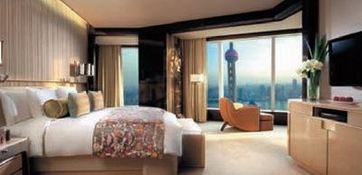 上海浦东丽思卡尔顿酒店第13张图片