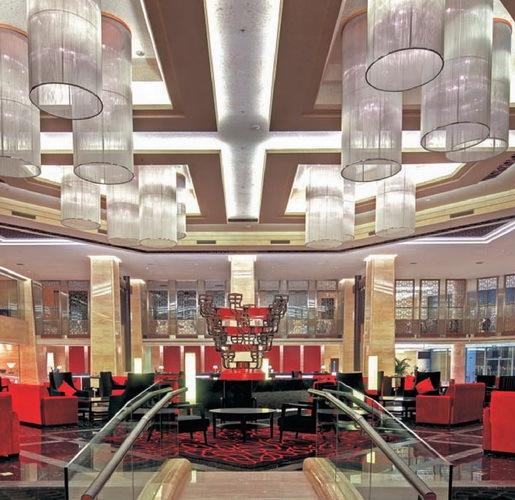 首都国际机场希尔顿酒店第2张图片