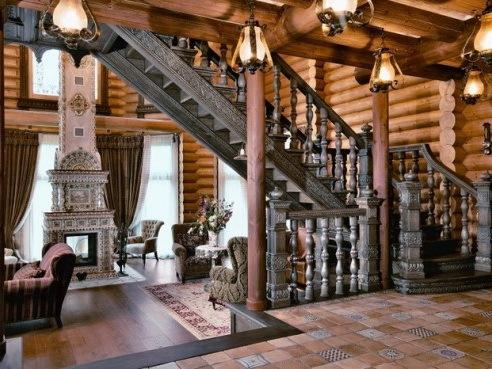 西伯利亚的传说住宅第1张图片