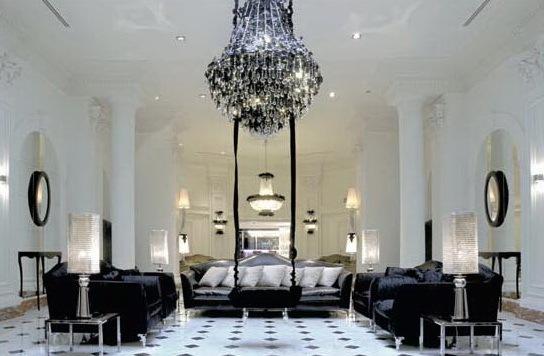 黑白色浪漫的酒店第3张图片
