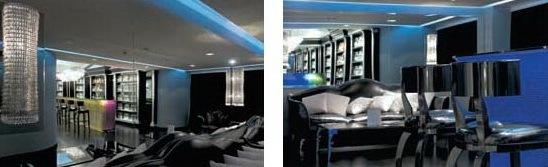 黑白色浪漫的酒店第7张图片
