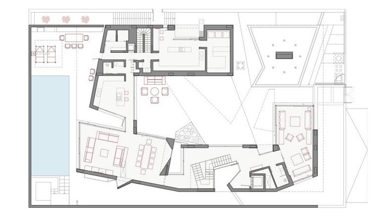 平面图01 Plan01-神秘住宅第14张图片