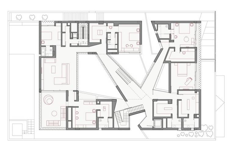 平面图02 Plan02-神秘住宅第15张图片