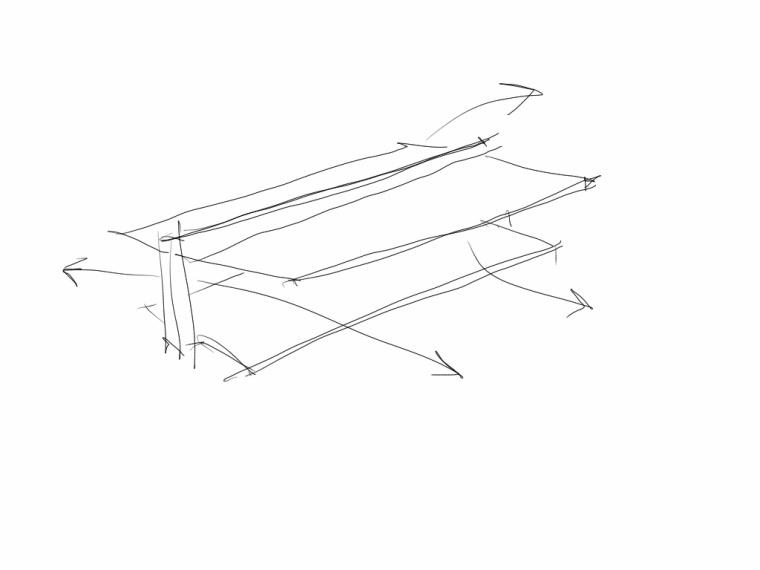 草图 Sketch-种子住宅第30张图片