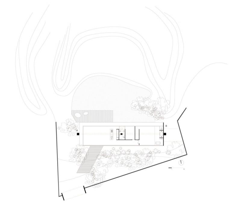 平面图 Plan-种子住宅第34张图片