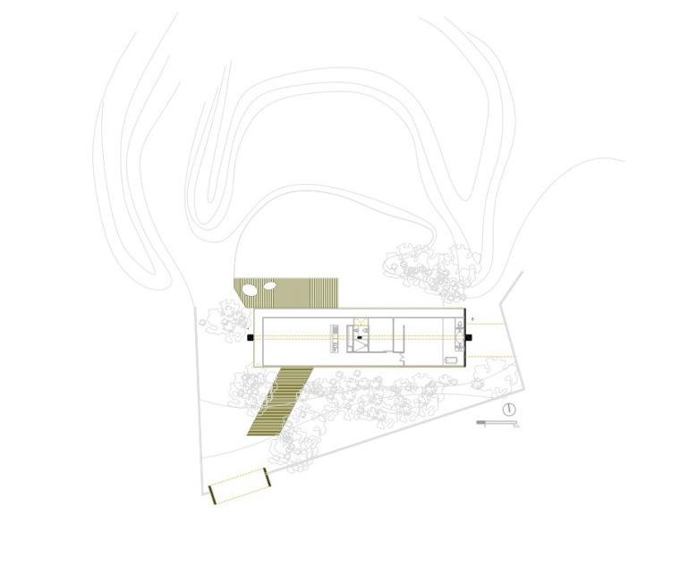位置平面图 Site Plan-种子住宅第36张图片