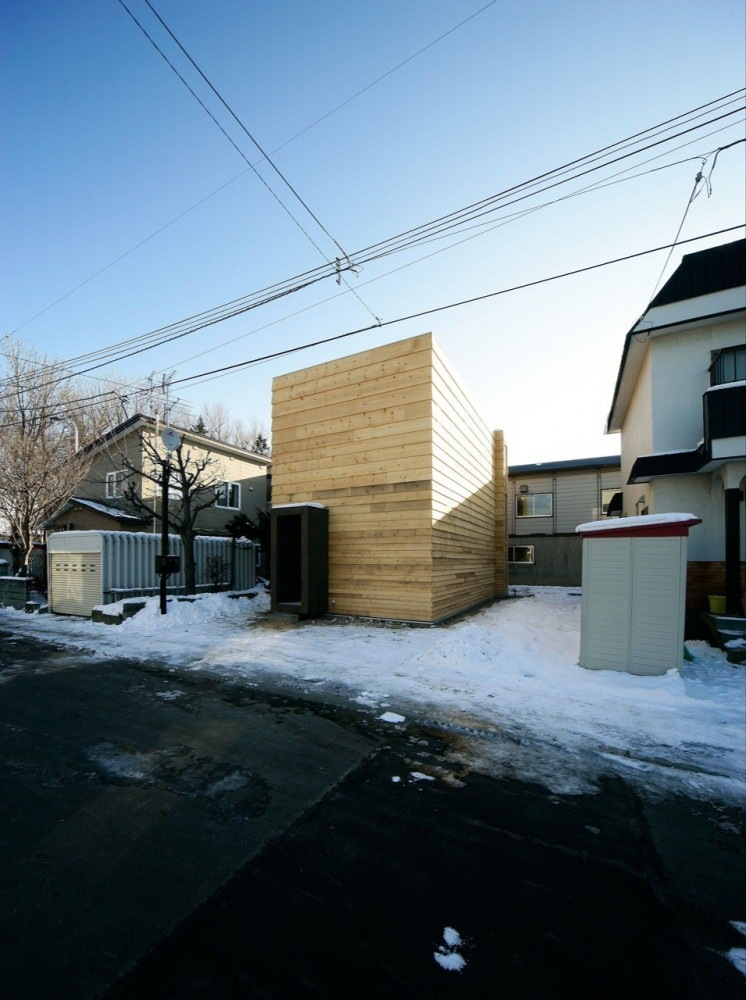 矩形光住宅第2张图片