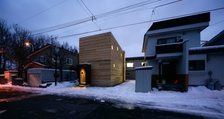 矩形光住宅第4张图片