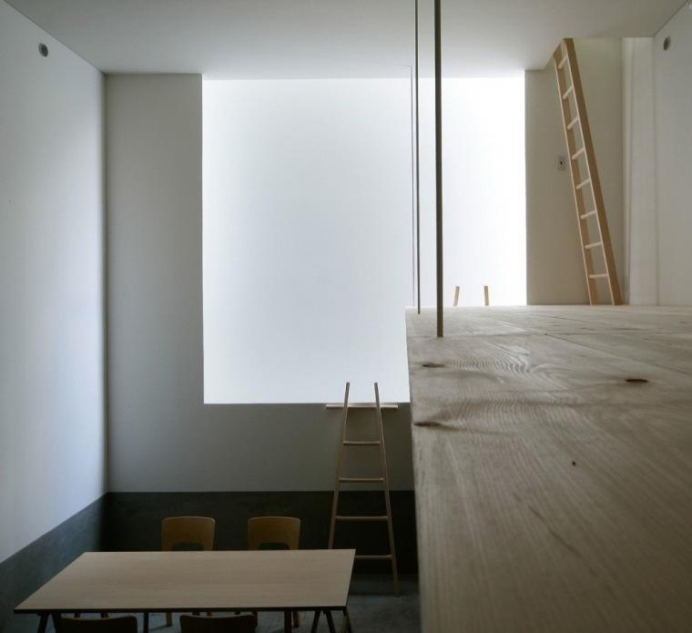 矩形光住宅第12张图片