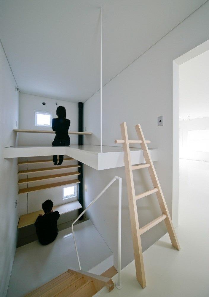 矩形光住宅第14张图片