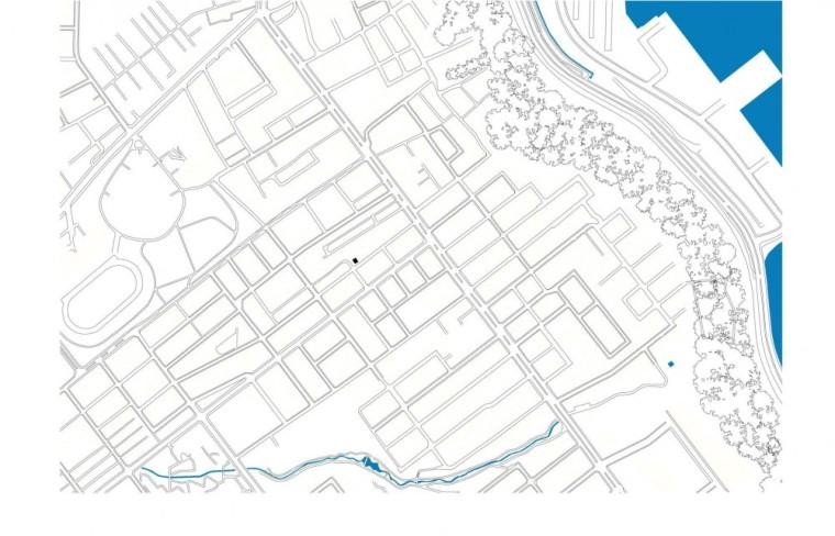 位置02 Situation02-矩形光住宅第24张图片