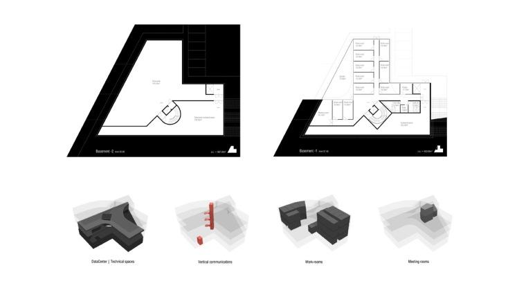 平面图01 plan 01-Madan科技中心第8张图片