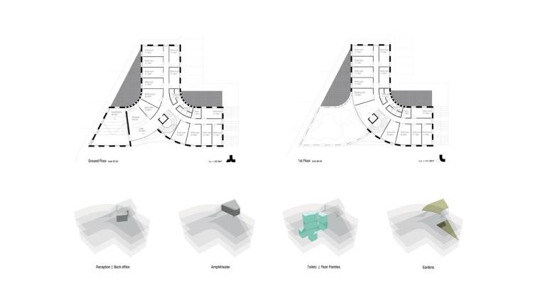 平面图02 plan 02-Madan科技中心第9张图片