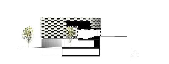 剖面图01 sections01-Madan科技中心第10张图片