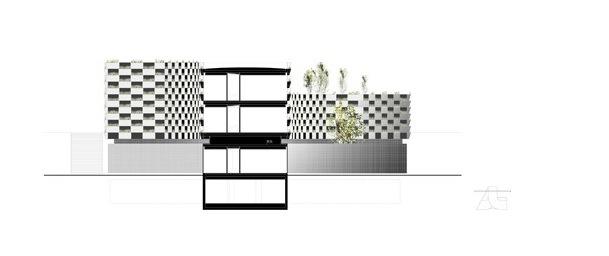 剖面图03 sections03-Madan科技中心第12张图片