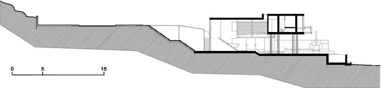 剖面图02 Section02-Q海滩住宅第24张图片