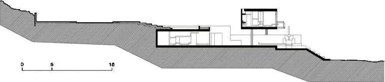 剖面图04 Section04-Q海滩住宅第26张图片
