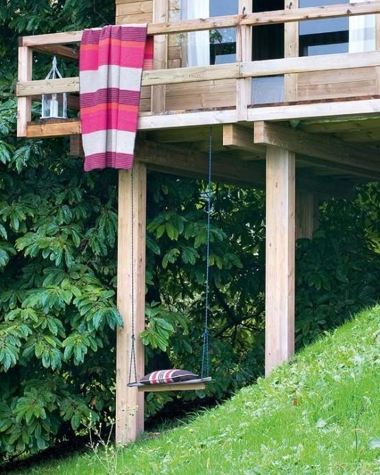 乡村花园迷你住宅第7张图片