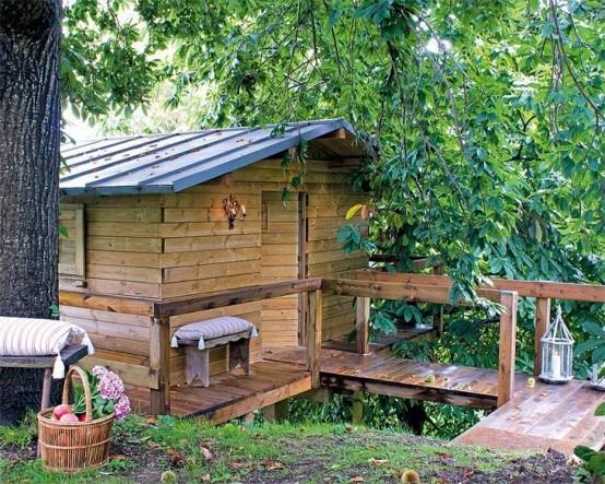 乡村花园迷你住宅第9张图片