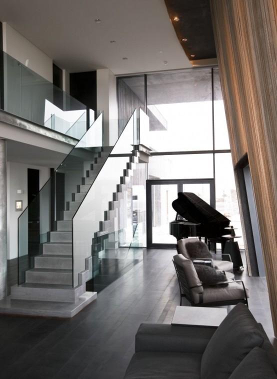 2-冰岛现代住宅第3张图片