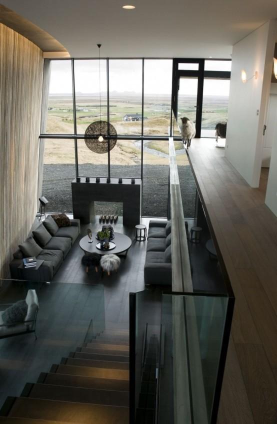 冰岛现代住宅第8张图片