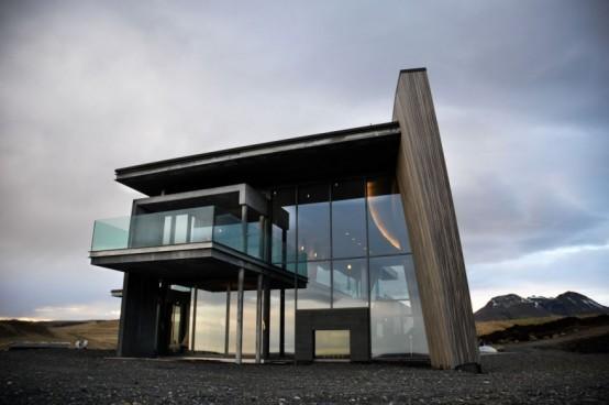 冰岛现代住宅第10张图片