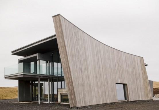 冰岛现代住宅第11张图片