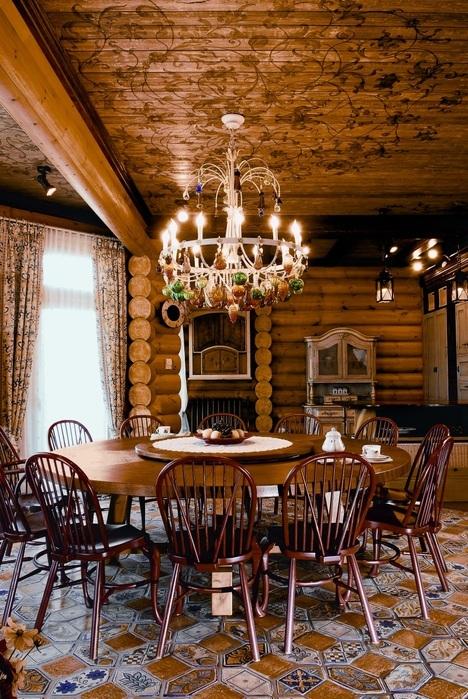 西伯利亚的传说住宅第10张图片