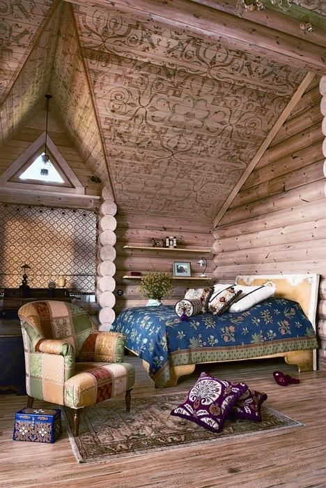 西伯利亚的传说住宅第12张图片