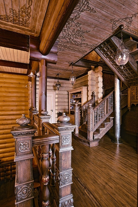 西伯利亚的传说住宅第13张图片